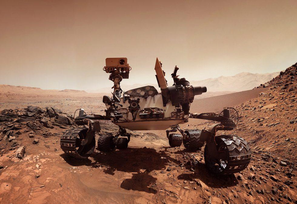 NASA goes remote